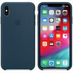 iPhone Xs Max Silicone - Pacific Green