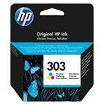 Ink Cartridge - No 303 - 165 Pages - Tri-color