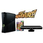 Xbox 360 S 4GB Console Bundle With Kinect